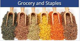 Grocery and Staples