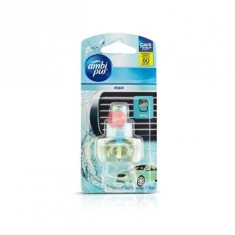 Ambi Pur Car Freshneer Aqua Starter Refill 7.5ml