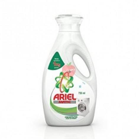 Ariel Matic Concentrated Liquid Deteregent 750ml