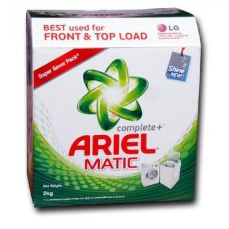 Ariel Matic Top & Front Load 2kg