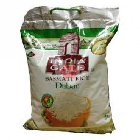 India Gate Basmati Rice Dubar 5kg