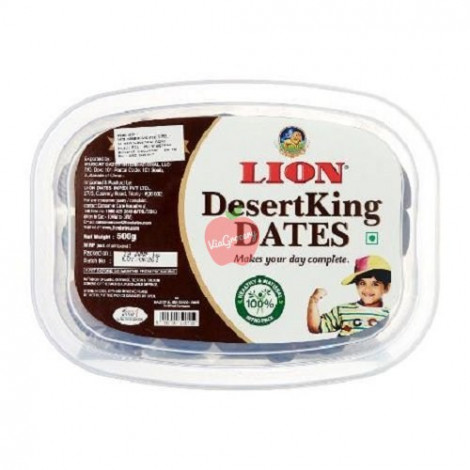 Lion Desert King Dates 500gm