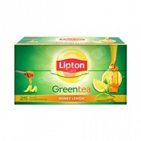 Lipton Green Tea Honey Lemon 25pc