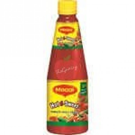 Maggi Hot & Sweet Sauce 500gm(Free 70gm Maggi Noodle)