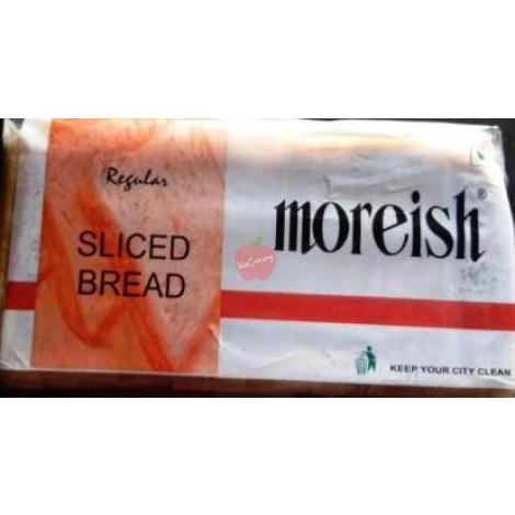 Moreish Sliced Bread Regular 400gm