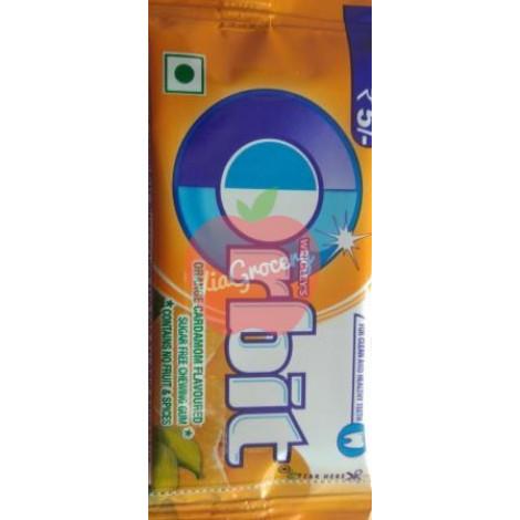 Orbit Orange Flavour Chewing Gum 4.4gm