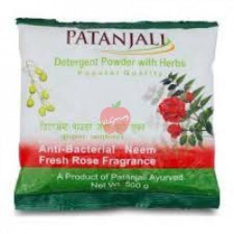 Patanjali Detergent Powder With Herbs 500gm