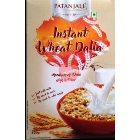 Patanjali Instant Wheat Dalia 250gm