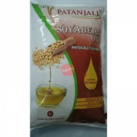 Patanjali Soyabean Oil Pouch 1ltr