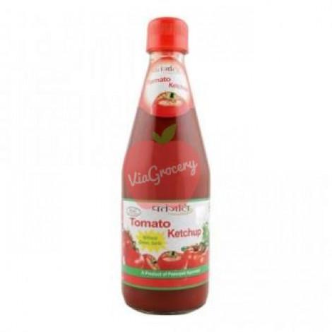 Patanjali Tomato Ketchup Without Onion Garlic 500gm