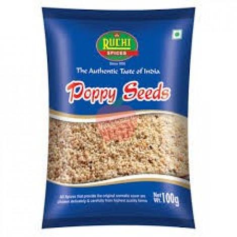 Ruchi Postak (Poppy Seeds) 100 gm