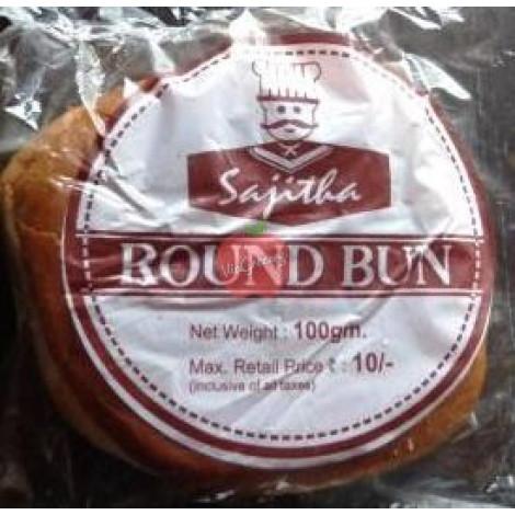 Sajitha Round Bun 100gm