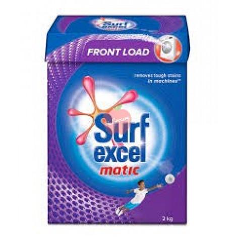 Surf Excel Detergent Powder Matic Front Load 2kg