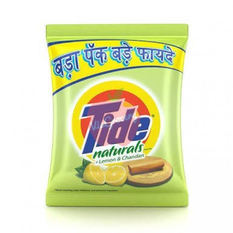 Tide Naturals Lemon & Chandan 500gm