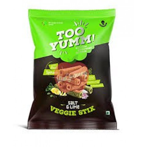 Too Yumm Veggie Stix Salt & Lime 28gm