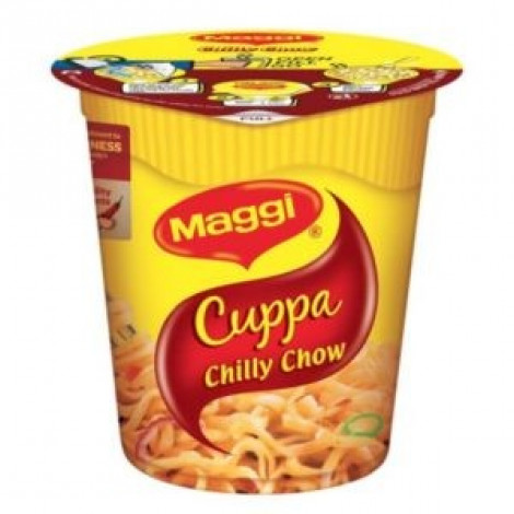 Maggi Chilly Chow Cup Noodles