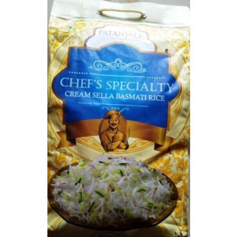 Patanjali Chef's Specialty Basmati Rice 10kg