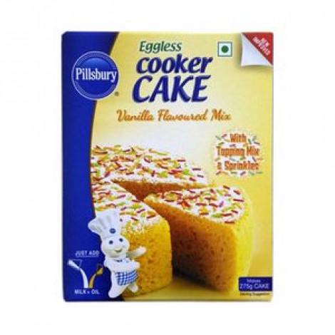 Pillsbury Cooker Cake - Vanilla (Eggless) 150 gm