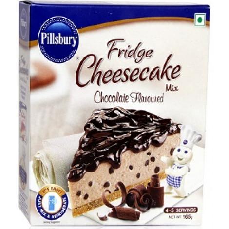Pillsbury Fridge Cheesecake Mix Chocolate 165 GM