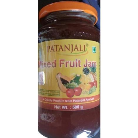Patanjali Mixed Fruit Jam 500gm.