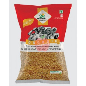 24 Mantra Organic Bura Sugar 500gm