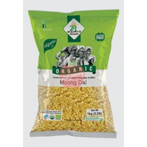 24 Mantra Organic Moong Dal 500gm