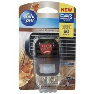 Ambi Pur Car Freshneer After Tobacco Kit & Refill
