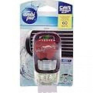 Ambi Pur Car Freshneer Aqua Starter Kit & Refill