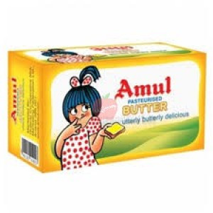 Amul Butter Pasteurized 500gm