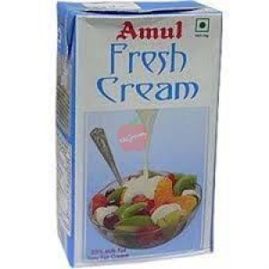 Amul fresh cream 250ml