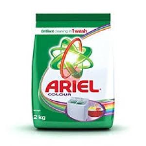 Ariel Colour Detergent Powder 2kg+1kg Free