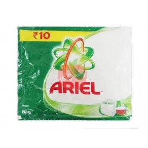 Ariel Detergent Powder 60gm