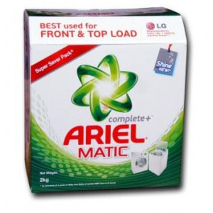 Ariel Matic Top & Front Load 2kg