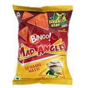 Bingo Mad Angles Achaari Masti  90gm
