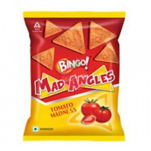 Bingo Potato Chips Tomato Madness 45gm