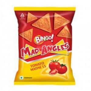 Bingo Potato Chips Tomato Madness 45gm