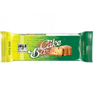 Biskfarm Veg Cake Bar 50gm