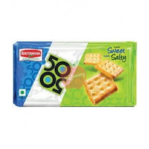 Britannia 50-50 - Biscuits 55 gm