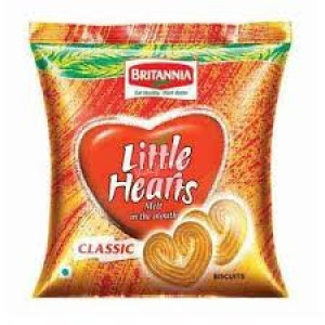 Britannia Biscuits - Little Hearts 39 gm