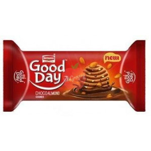 Britannia Good-Day Choco Almond Cookies 60gm