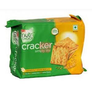 Britannia Nutri Choice Cracker Simply Lite 300gm