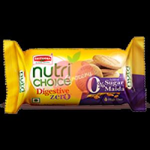Britannia Nutri Choice Digestive Zero 100gm