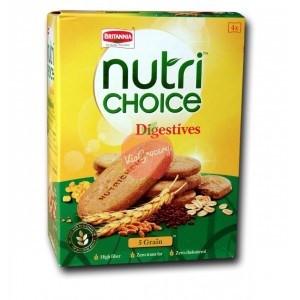 Britannia Nutri Choice Digestives 200gm