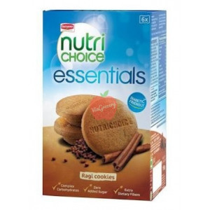 Britannia Nutri Choice Ragi Cookies 150gm
