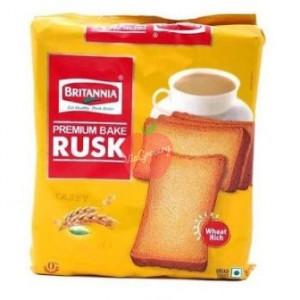 Britannia Premium Bake Rusk 200gm