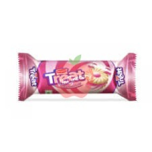 Britannia Treat Buzzy Strawberry 150gm