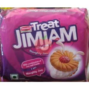 Britannia Treat JimJam Naughty Jam 150gm