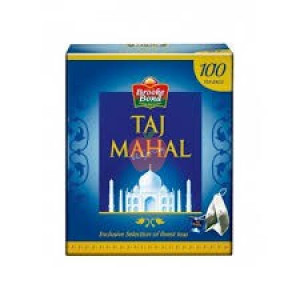 Brooke Bond Taj Mahal Tea Bags 100Pc