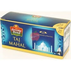 Brooke Bond Taj Mahal Tea Bags 25Pc