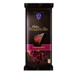 Cadbury Bournville Cranberry Chocoloate 80gm